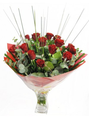 Love you Vase- ** delivery included up to a 15km radius